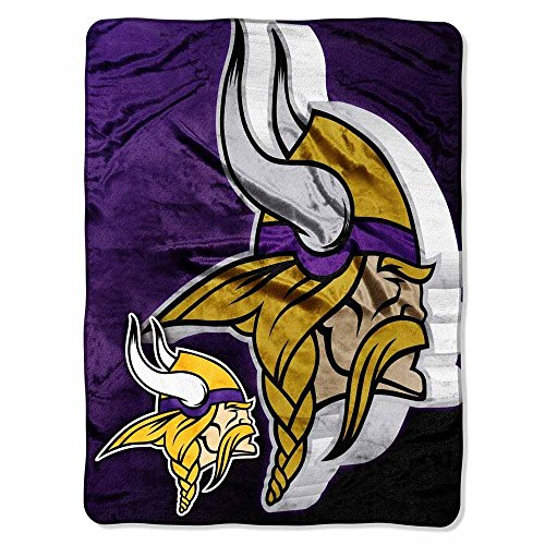 Minnesota Vikings Blanket, Vikings Blanket, Vikings Blankets ...