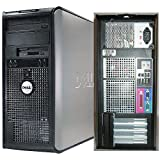Dell OptiPlex 745 Pentium D 3400 MHz 400Gig Serial ATA HDD 4096mb DDR2 Memo ....