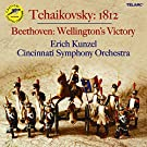 Tchaikovsky: 1812 Overture / Beethoven: Wellington's Victory