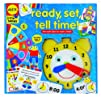 ALEXreg Toys  Early Learning Ready Set Tell Time -Little