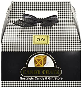1970s Retro Candy Gift Box