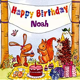 Amazon.com: Happy Birthday Noah: The Birthday Bunch: MP3 Downloads