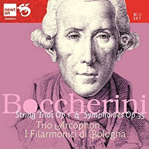 Boccherini: String Trios Op. 1 & Symphonies Op. 35