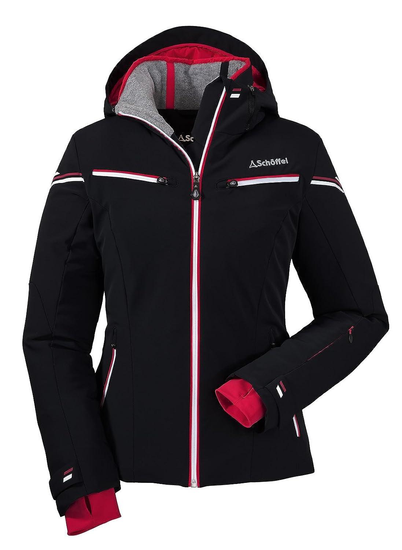 Schoffel Harmony Snow Jacket – Black/pink jetzt kaufen