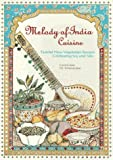 img - for Melody of India Cuisine: Tasteful New Vegetarian Recipes Celebrating Soy and Tofu in Traditional Indian Foods by Jain, Laxmi, Jain, Manoj (1992) Paperback book / textbook / text book