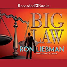 Big Law Audiobook by Ron Liebman Narrated by L. J. Ganser