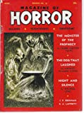 img - for Magazine of Horror # 16 Summer 1967 (Vol 3 No 4) book / textbook / text book