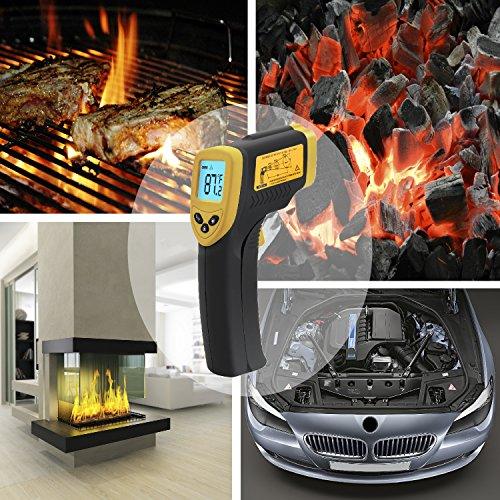 best handheld non-contact ir laser infrared digital temperature gun
