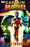 Secret Invasion: Captain Marvel (0785124225) by Brian Reed