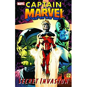 Captain Marvel: Secret Invasion TP