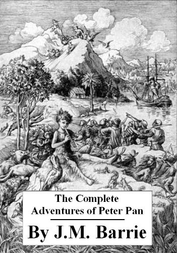 The Complete Adventures of Peter Pan (Peter Pan Kindle compare prices)