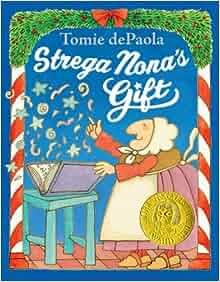Strega Nona's Gift: Tomie dePaola: 9780399256493: Amazon