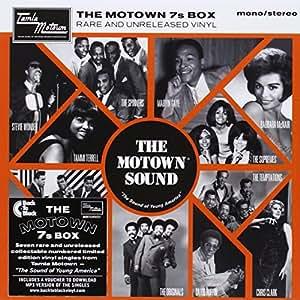 "The Motown 7s Box Set: Rare And Unused [7"" VINYL]"