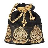 #5: Bombay Haat Ethnic Rajasthani Potli Bag / Party Clutch / Bridal Clutch