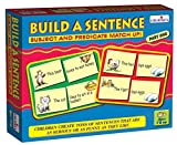 """Build A Sentence Part 1"" After practicing the Alphabet and word building, children must learn and practice art of sentence forming. The three boxes in the series are a great and fun way for children to learn and practice making complete sentences st..."