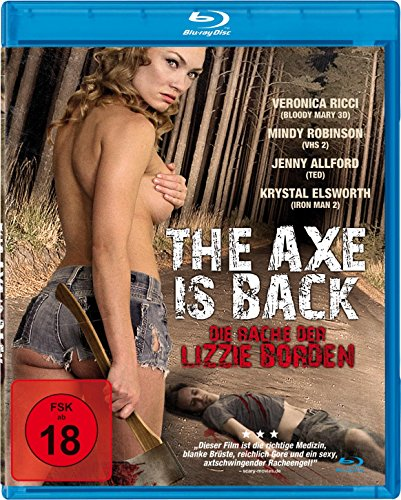 The Axe is back: Die Rache der Lizzie Borden (Blu-ray)