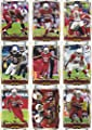 Arizona Cardinals 2014 Topps NFL Football Complete Regular Issue 15 Card Team Set Including Carson Palmer, Patrick Peterson, Larry Fitzgerald and Others