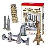 3D立体パズル 世界の建築物1