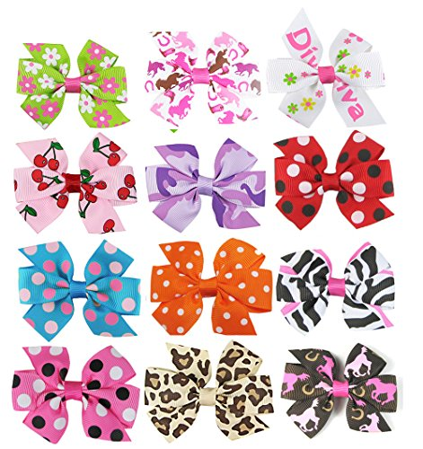 hipgirl-boutique-nina-lazo-pinwheel-lazo-pinzas-de-cocodrilo-barrettes