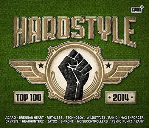 VA-Hardstyle Top 100 2014-2CD-2014-wAx Download