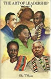 img - for The Art of Leadership by Oba T'Shaka (1990-05-04) book / textbook / text book