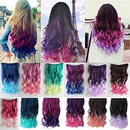 CASSI (Black To Purple Hair)