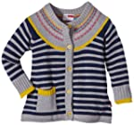 NAME IT Baby M�dchen Pulli gestreift...