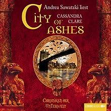 City of Ashes (Chroniken der Unterwelt 2) (       gekürzt) von Cassandra Clare Gesprochen von: Andrea Sawatzki