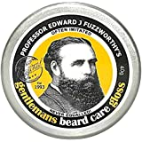 Professor Fuzzworthy's Beard Care Balm & Gloss Conditioner with Organic Leatherwood Beeswax and Essential Plant Oils - 40g