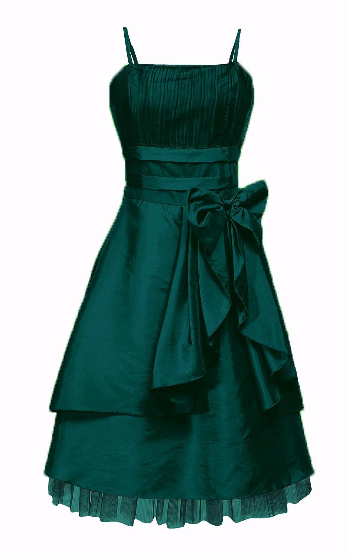 Satin Butterfly 50s Style Dress