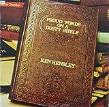 Ken Hensley / Proud Words On A Dusty Shelf / Germany / Bronze Records (2) / 1973 [Vinyl]