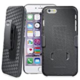 Minisuit Clipster Kickstand Holster Case + Belt Clip for iPhone 6 Plus (5.5 )