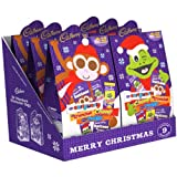 Cadbury Christmas Character Bag (Box of 6)