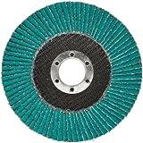 3M Flap Disc 577F, T27 Giant, Alumina Zirconia, Dry/Wet