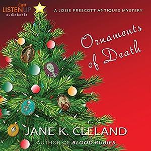 Ornaments of Death: A Josie Prescott Antiques Mystery Audiobook