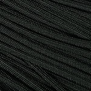 "Paracord by Private Island (50"", Black)"