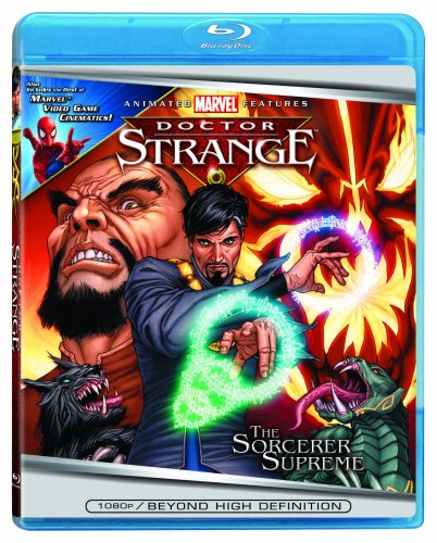 Doctor Strange - The Sorcerer Supreme (Blu-ray)