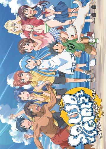 侵略!イカ娘 Part2[DVD][北米版]