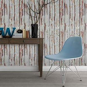 vlies tapete top deko panel fototapete wand bilder xxl 10 m holz 1602 6. Black Bedroom Furniture Sets. Home Design Ideas