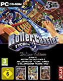 Roller Coaster Tycoon 3, Deluxe Edition