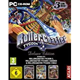 Roller Coaster Tycoon 3 - Deluxe Edition [Software Pyramide]von &#34;ak tronic&#34;