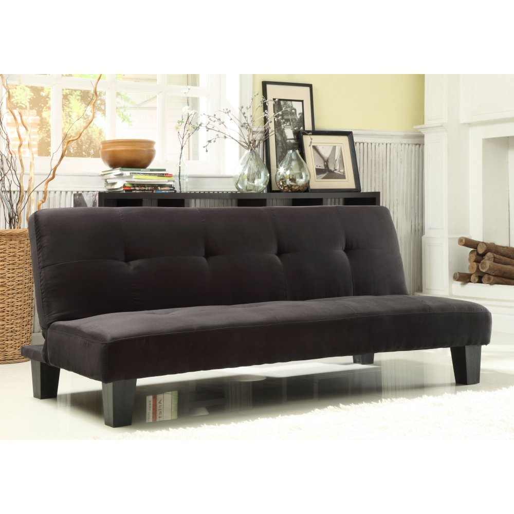 Homelegance Tufted Mini Sofa Bed Lounger -