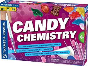 Thames & Kosmos Thames & kosmos Candy Chemistry, Multi Color