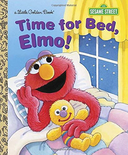 Time for Bed, Elmo! (Sesame Street)