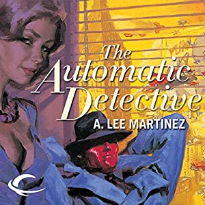 The Automatic Detective Audiobook