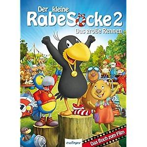 Der kleine Rabe Socke - Das große Rennen, Das Buch zum Film