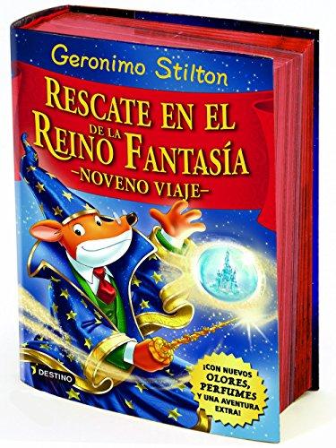 GS Especial. Rescate En El Reino De La Fantasía. Noveno Viaje (Libros especiales de Geronimo Stilton)