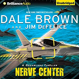 Nerve Center Audiobook