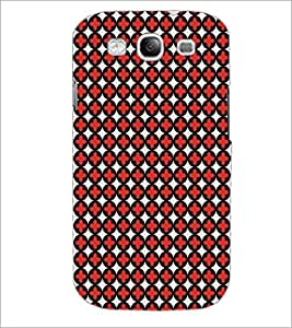 SAMSUNG GALAXY S3 PATTERN Designer Back Cover Case By PRINTSWAG