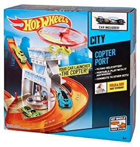 Hot Wheels Airport Playset